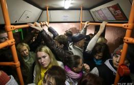 Маты, угрозы и жадность - водители маршруток в Чите обнаглели