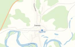 Шесть домов затопило в селе Глинка Хилокского района