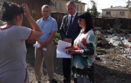 Знаменитая помойка на Новосибирской, кажется, будет жить вечно