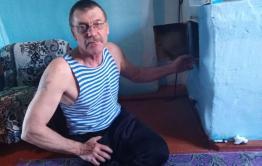 Безногий ветеран Афгана из Забайкалья вынужден жить в селе без медпомощи и удобств (видео)