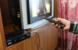 Расходы на ТВ-приставку компенсируют льготникам