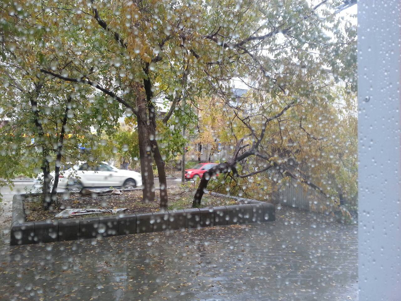 Мокрый снег ожидается 25-27 мая в Забайкалье