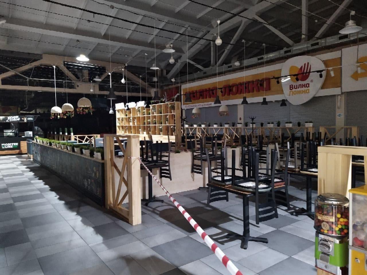 В Забайкалье ввели ограничения для торговых центров
