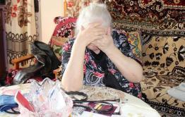 У 82-летней пенсионерки в Борзинском районе грабители в масках похитили 650 рублей