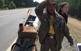 Читинский путешественник, изгнанный из окружения якутского «шамана», рассказал о расколе его команды