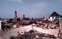 Палы, замыкание и свалка стали причинами пожаров в Забайкалье