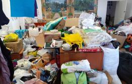 «Вечорка» доставила помощь в село Унда Балейского района