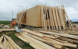 В Ононском районе строят новые животноводческие стоянки