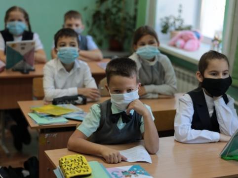 В Забайкалье с 30 ноября начинается учёба в очном формате