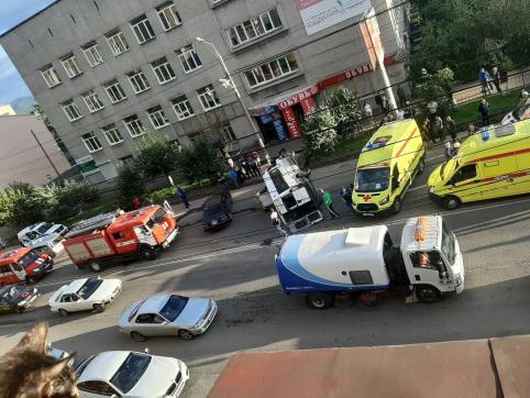 Губернатор Забайкалья поручил оказать пострадавшим в ДТП с маршруткой всю необходимую помощь