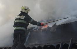 Два забайкальца задохнулись при пожаре в Оловянной