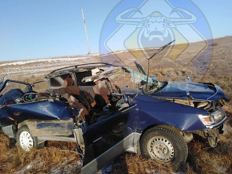 Водитель иномарки погиб на трассе Чита — Хабаровск