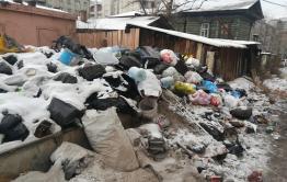 Новая мусорная столица России: по «губернаторским» помойкам Читы