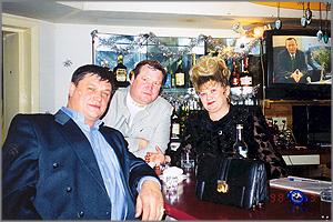 Банды Читы. 90-е: Как «ключевские» с «джекичановскими» из-за таможенника «стрелу забивали»