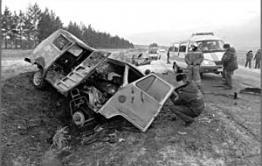 Могойтуйский «Багульник» попал в ДТП. Шестеро погибших.