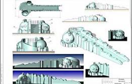 Ледовый городок в Чите в этом году построят за 2,6 миллиона рублей