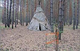 Красночикойский район: Постройки археологического лагеря «Усть-Менза» будут сохранены