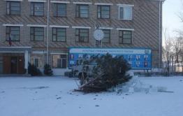 Ононский район: Власти подготовили жителям сюрреалистический Новый год