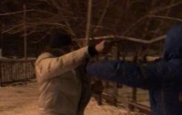 СКР изъял видеозаписи с камер наблюдения для расследования драки полицейских в кафе
