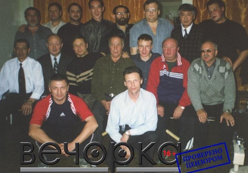 Умер заслуженный тренер РФ по боксу, воспитавший «Осиновских»