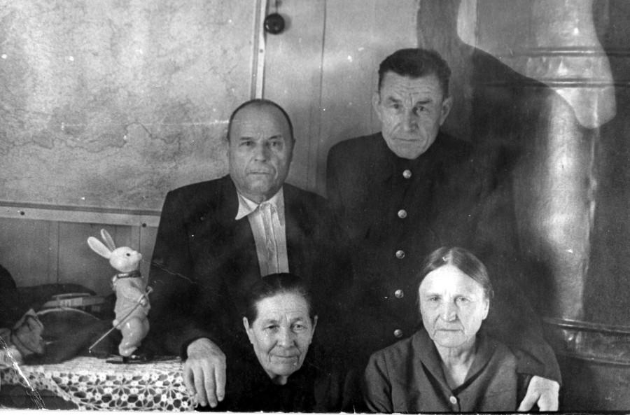 Родословные Забайкалья. Зыряновы из Дамасово (7)