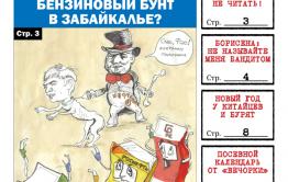PDF-версия «Вечорки» № 4 (401): нападения на школы, бензиновый бойкот, посевной календарь от «Вечорки» и Борисена не бандит?