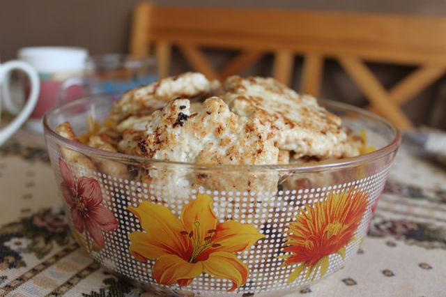 «Блюдо дня»: «оладушки» куриные