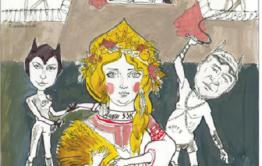 «Вечорка» № 13 (410): Кто потворствует «этой коляске»? Когда силовики обратят внимание на гешефты г-жи Сединой?
