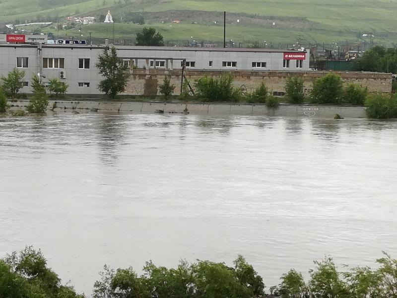 МЧС предупредило об очередной волне паводка в Забайкалье