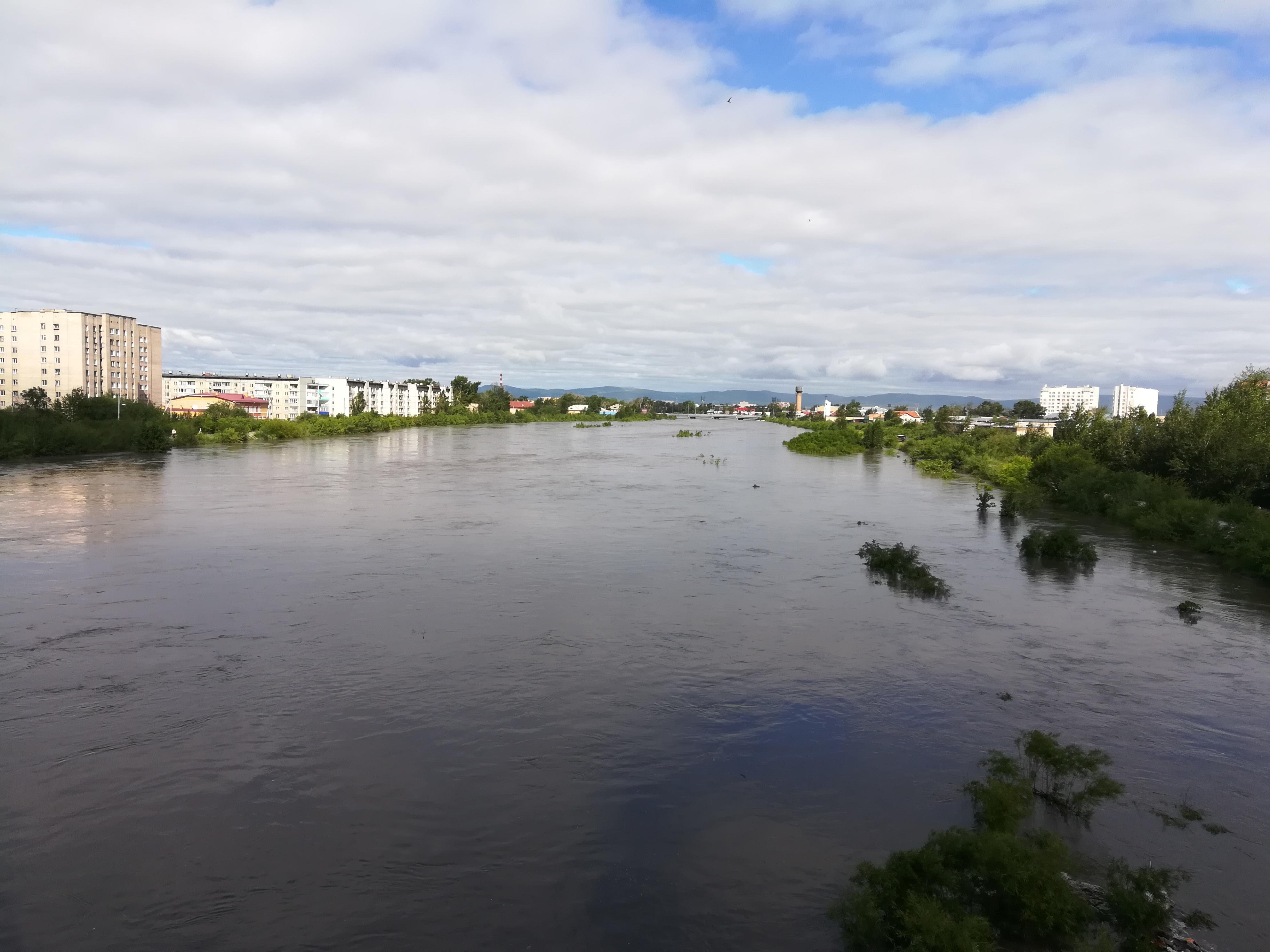 МЧС: В Забайкалье ожидаются очень сильные дожди и ливни