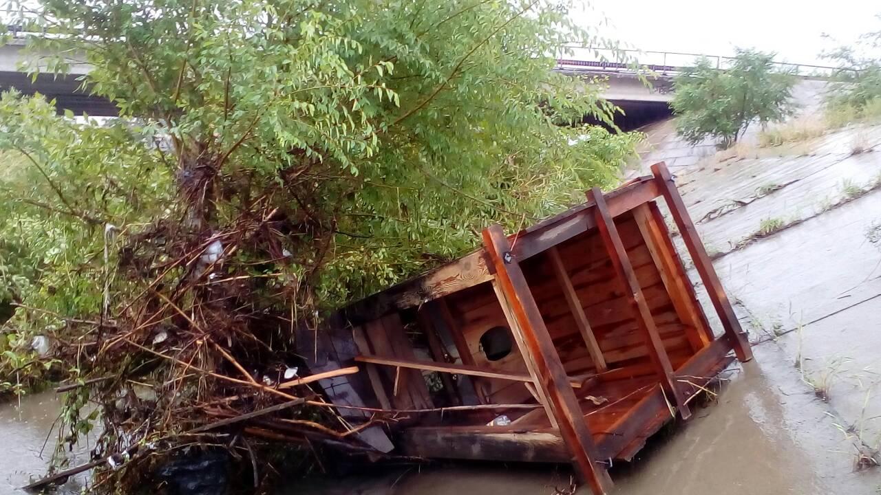 Реки Забайкалья опасны для купания после наводнения