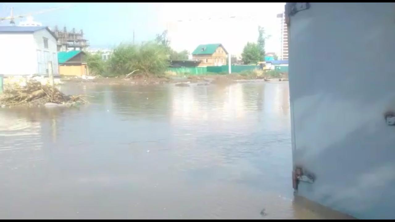 Власти отказываются признавать пострадавшими от наводнения жителей Кастринской