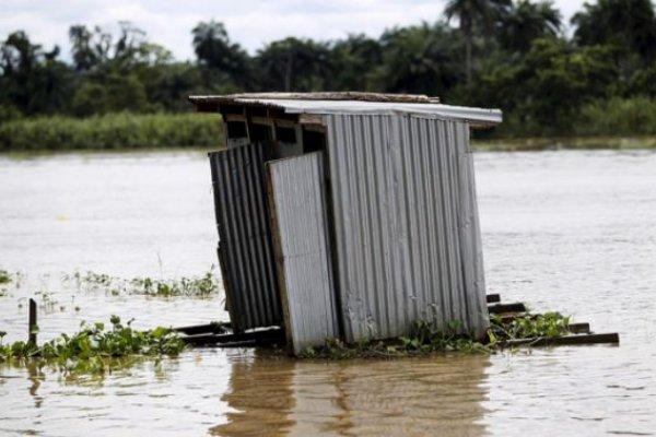 Шилке грозит экологическая катастрофа из-за смытых туалетов