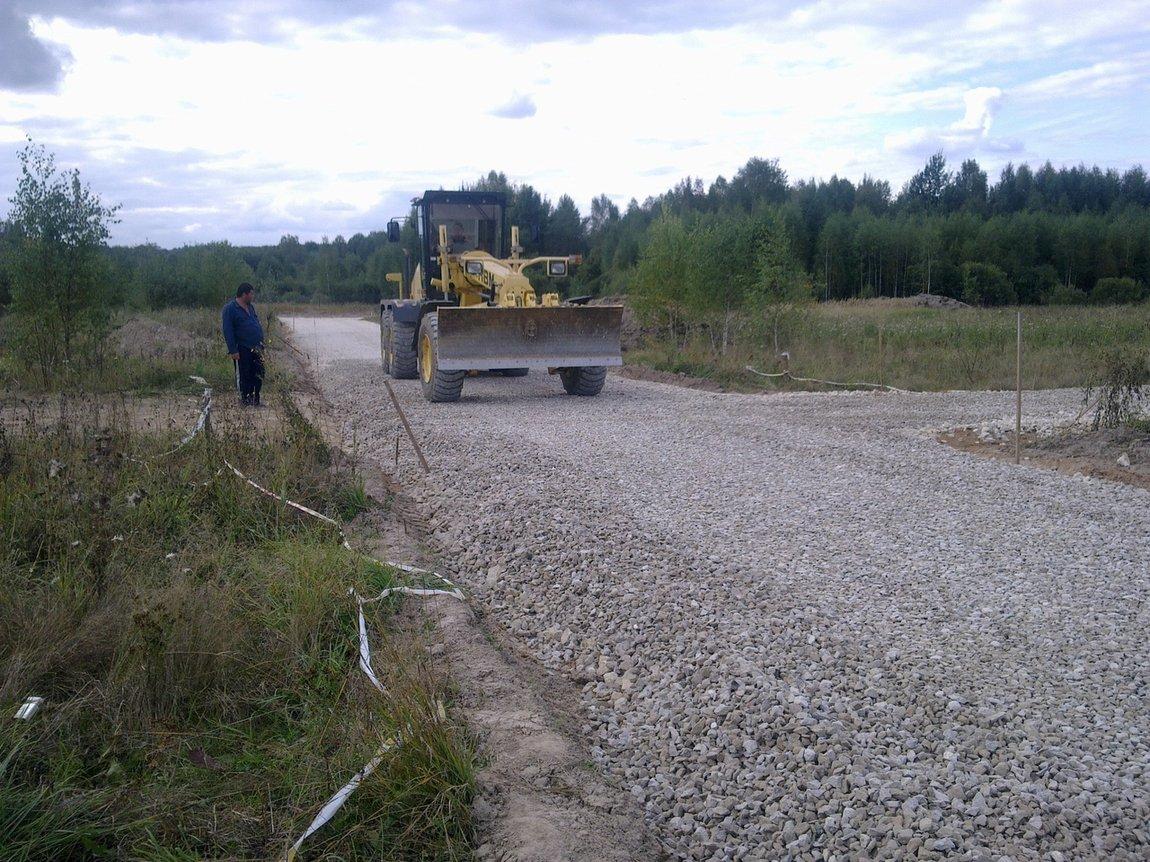 Жители Ивановки восстановили дорогу на собственные средства