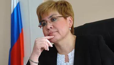 Жданова объявила об отставке (видео)