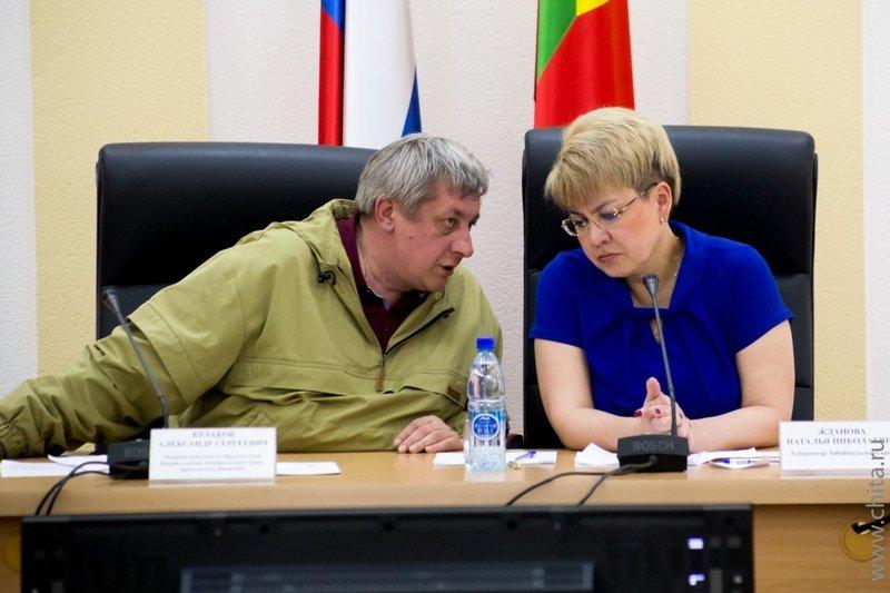 Обязанности главы Забайкалья пока будет исполнять энергетик Кулаков