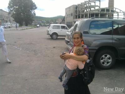 Цыгане пытались похитить трехмесячного ребенка в Чите