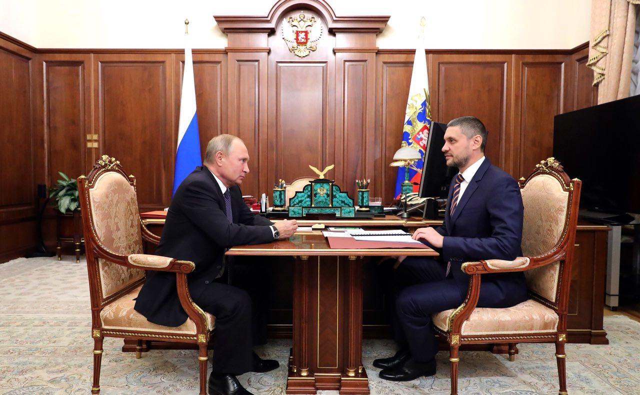 Путин перенес Забайкалье из Сибири на Дальний Восток