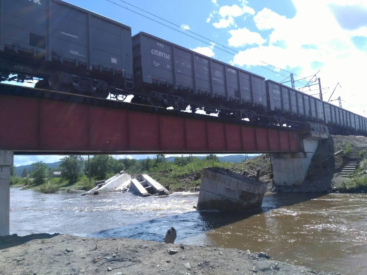 Осипов выделил дополнительные 7 миллионов рублей районам, пострадавшим от паводков