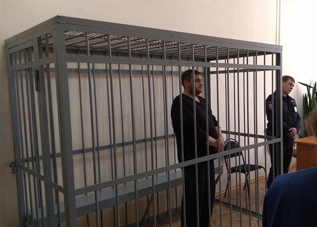 Читинца, которого обвиняют в отравлении сожительницы уксусом, арестовали на два месяца