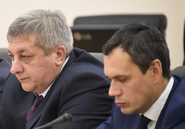 Из состава правительства ЗК «вычеркнули» Кулакова и Кочергина