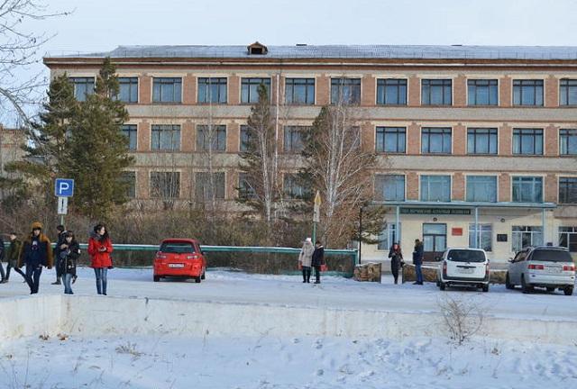 После публикации «Вечорки» в общежитие Нерчинского аграрного техникума пришла прокуратура