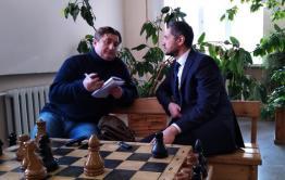 В селе Цаган-Оль состоялась историческая встреча главреда «Вечорки» и врио главы региона