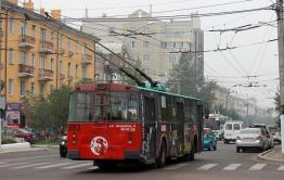 Проезд в читиинских троллейбусах поднялся до 22 рублей