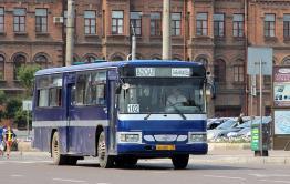 На автобусах рейса Чита-Атамановка отменили льготы