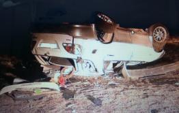 Пассажир «Тойоты» погиб на автодороге Дарасун – Солнцево