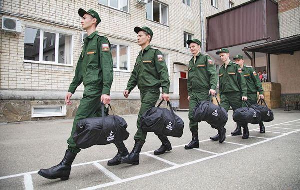 Призывники смогут оформить отсрочку от армии дважды