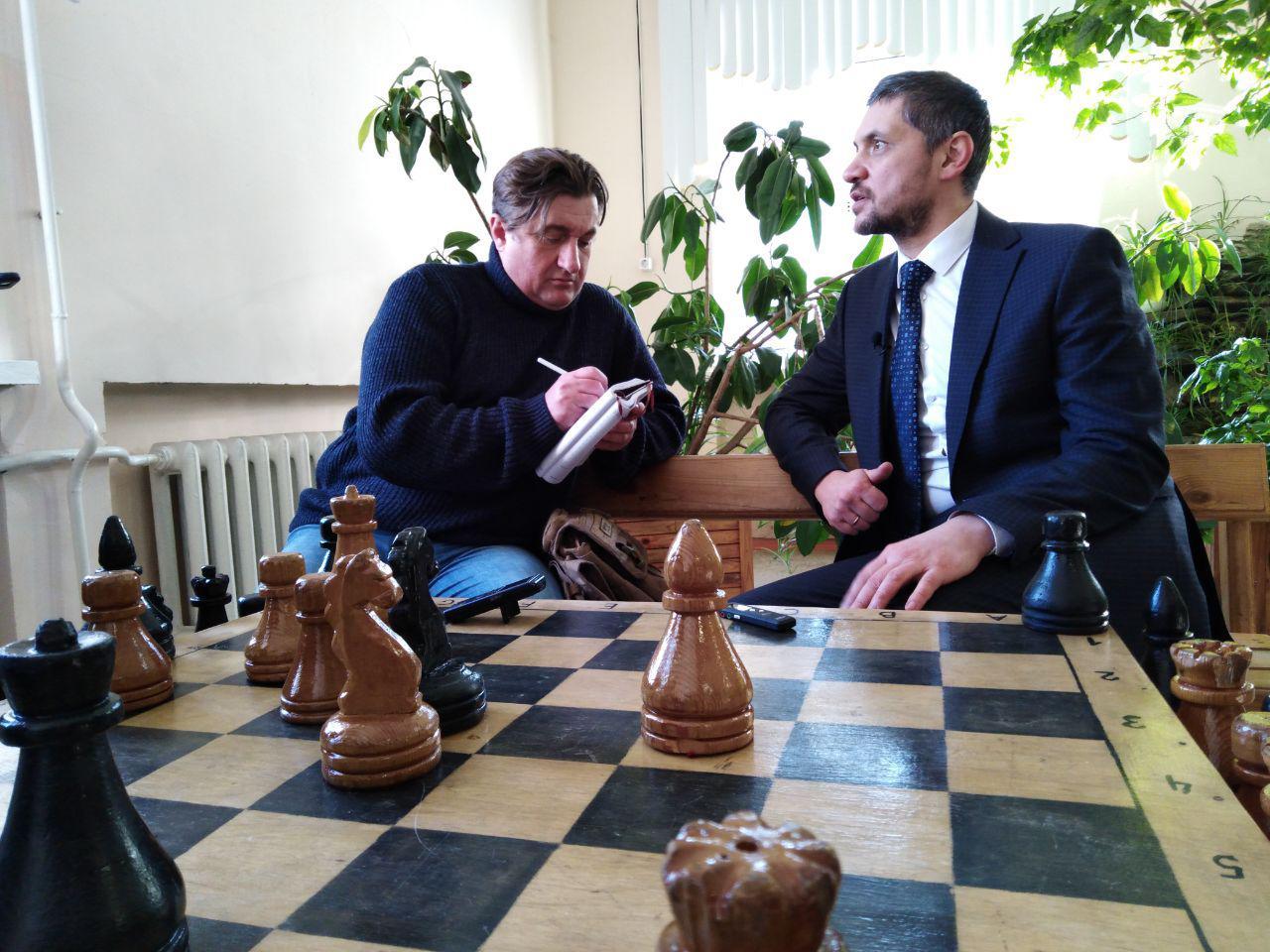 Александр Осипов едет в рабочую командировку в Ононский район