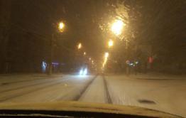 Снег, который остановил Газель