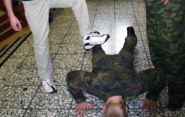 Проверка не подтвердила избиение срочников на Цуголе